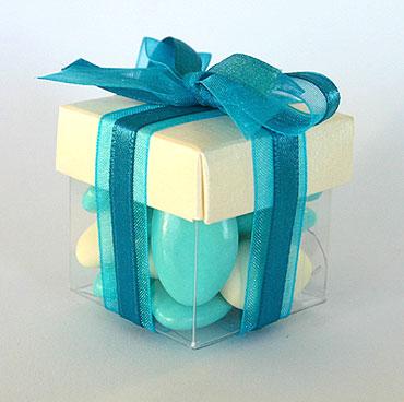 Boite Dragées Cube Mariage Discount