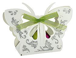 Boite Papillon Dragées