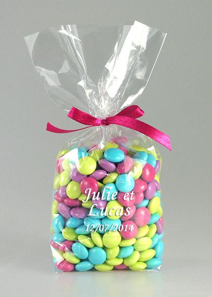 le sachet de 500g de pastilles chocolat multicolores nos dragees bapteme vendues en sacs. Black Bedroom Furniture Sets. Home Design Ideas
