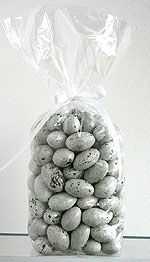 Galets Chocolat pas cher Blanc Gris
