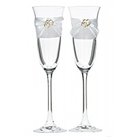 Flutes champagne mariage