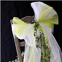 Tulle mariage