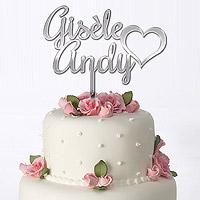 Cake Topper Personnalisés