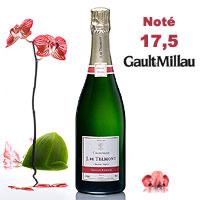 Nos champagnes Etiquettes personnalisées