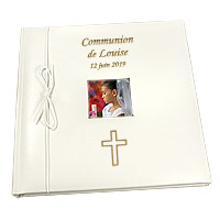 Livre d'Or Album Photos Communion