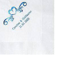 Serviettes Papier personnalisées
