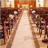 Tapis d'Eglise Mariage