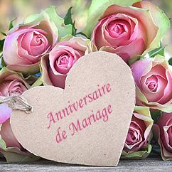 Anniversaire de mariage noce de mariage - 4 ans de mariage noce de quoi ...