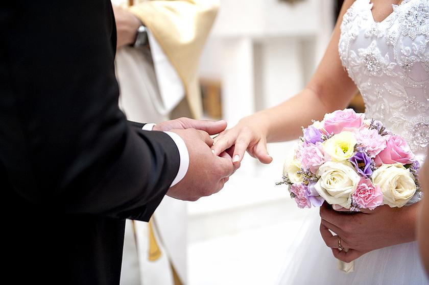 La messe de mariage c r monie catholique - Photo de mariage ...