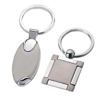 Lot de 50 Porte-clefs Luxe en métal Personnalisés