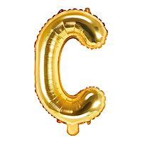 Ballon Doré Lettre C