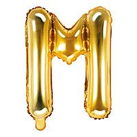 Ballon Doré Lettre M