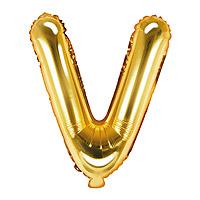 Ballon Doré Lettre V