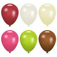 Le Lot de 50 Ballons Nacrés 30cm