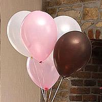 20 Ballons Nacrés 30cm