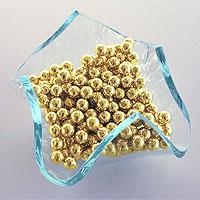 Sacs de 100 g de Billes de Sucre Doré x2