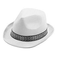 Chapeau Borsalino Blanc pas cher