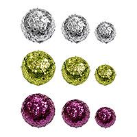 10 Boules Paillettes Décoration Table