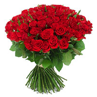 Le Bouquet 101 Roses Rouges