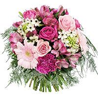 Bouquet Romance Pinky
