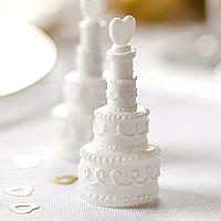 Bulles de Savon Wedding Cake x4