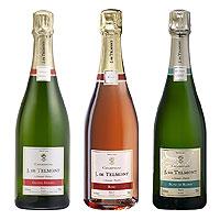 Coffret  Dégustation Champagne De Telmont