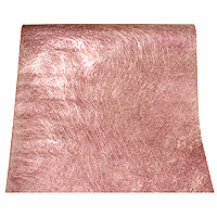 Chemin de Table Fanon Cheveux d'Ange Rose Gold