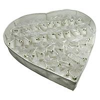 Le Coeur Géant à Poser ou Suspendre avec 36 Paniers