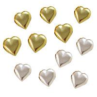 Dragées Petits Coeurs Chocolat Argent ou Doré 500g