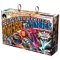 Feu d'artifice Automatique Portable 7 minutes