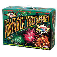 Kit Feu d'artifice automatique Portable 180