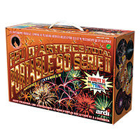 Kit Feu d'artifice automatique Portable 90