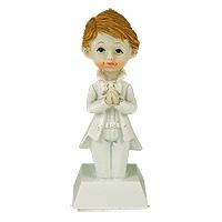 La Figurine Communiant à Genoux Elegance