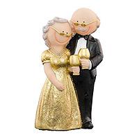 Figurine Couple Anniversaire de Mariage