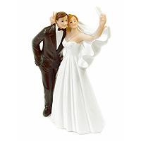 Figurine Mariage Selfie