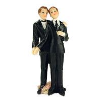 La Petite Figurine des Mariés Pacs ou Mariage Gay
