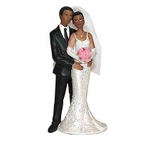 Figurine Mariage des Iles Modèle B