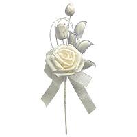 Roses Pailletées Raquettes Dragées