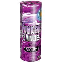 Fumigène Mariage Fumée Violet 2 Min