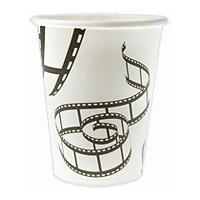 Gobelets Carton Cinéma x10
