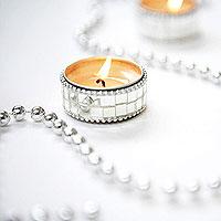 La Guirlande Boules Perles Métalisées 8m50