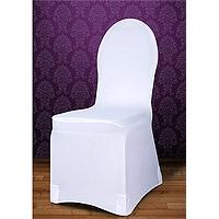 La Housse de Chaise en Tissu Extensible Adaptable