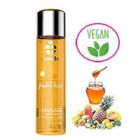 Huile Massage Noces Fruits Tropicaux Miel