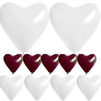 Coffret Ballon Décoration Mariage Chocolat