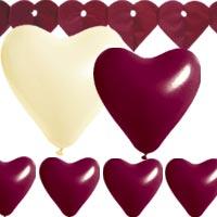 Kit Déco Ballon Coeur Mariage