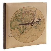 Livre d'Or Thème Voyage Kraft