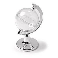 Mappemonde Boule Contenant Dragées x 2