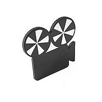 Marque Place Mini Caméra Cinéma Ardoise