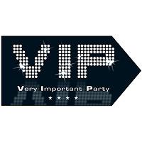 Le Panneau de Signalisation du Lieu de votre Soirée VIP