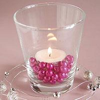 Lot de 50 Perles Fines de décoration Nacrées